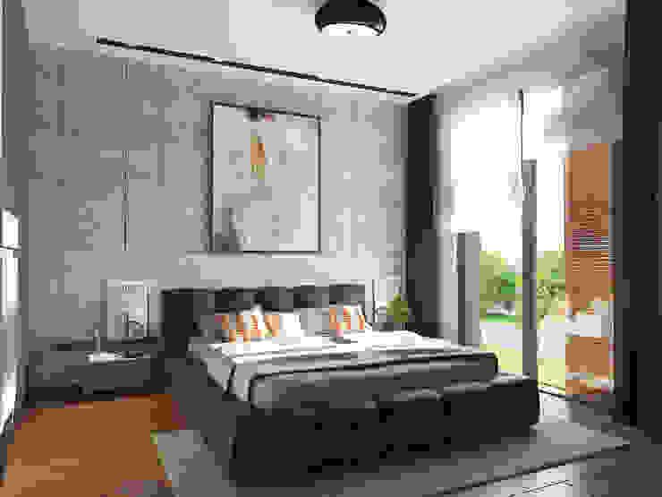 Chambre moderne par FARGO DESIGNS Moderne