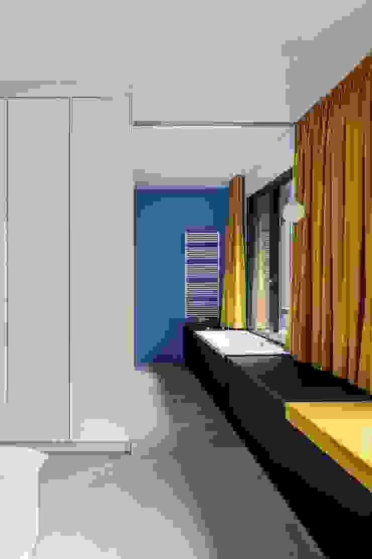 Industrial style bathroom by SEHW Architektur GmbH Industrial