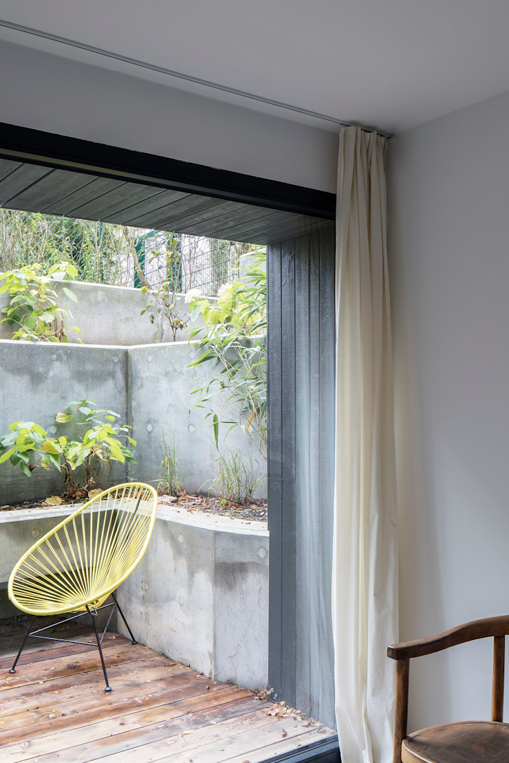 Industrial style windows & doors by SEHW Architektur GmbH Industrial