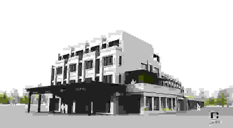 埔鹽社區│定義精品 根據 上埕建築 古典風