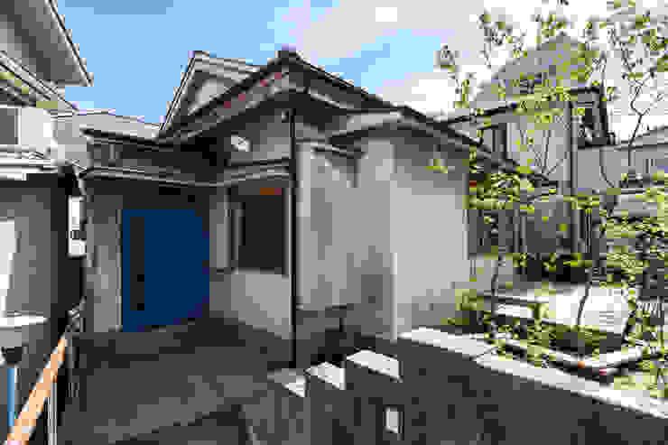 神戸大倉山の家 の エイチ・アンド一級建築士事務所 H& Architects & Associates 北欧 木 木目調