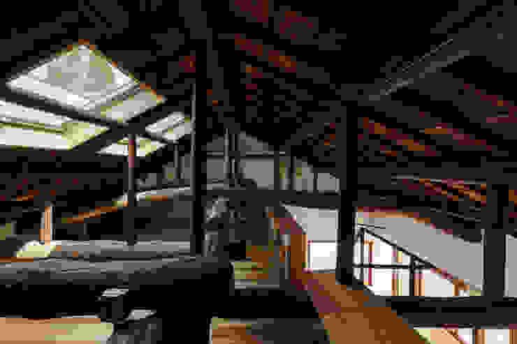 神戸大倉山の家 北欧デザインの 子供部屋 の エイチ・アンド一級建築士事務所 H& Architects & Associates 北欧 木 木目調