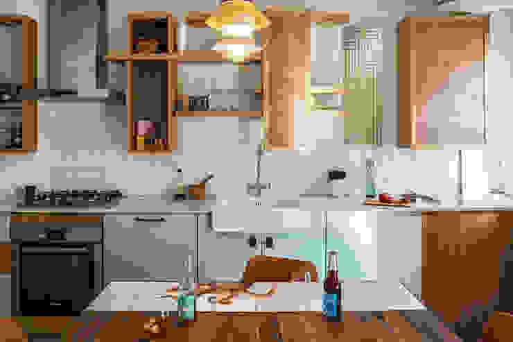 Nhà bếp phong cách Địa Trung Hải bởi Bloomint design Địa Trung Hải