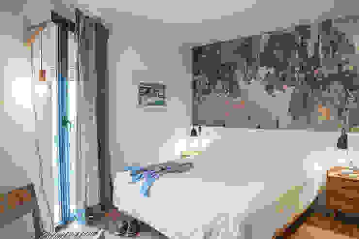 Phòng ngủ phong cách Địa Trung Hải bởi Bloomint design Địa Trung Hải