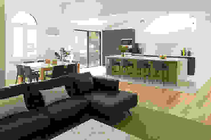 Kitchen by Estudio Mendoza