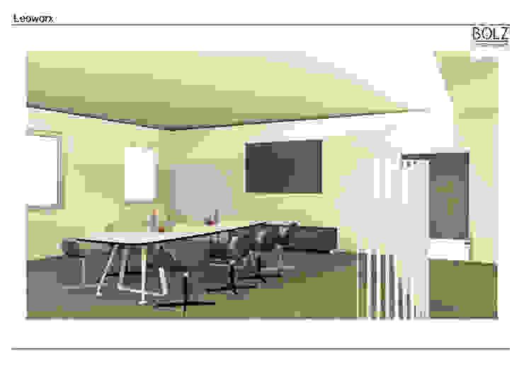 Besprechungsbereich Moderne Bürogebäude von Bolz Licht und Wohnen · 1946 Modern
