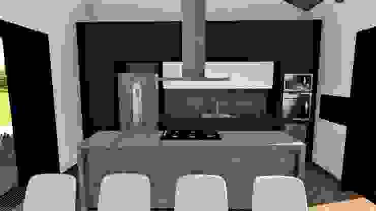 Cozinha Studio² Armários e bancadas de cozinha