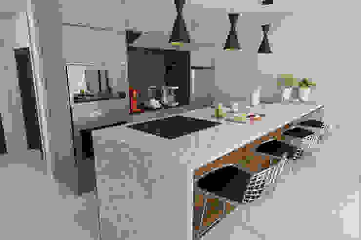 Muebles de cocinas de estilo  por homify,