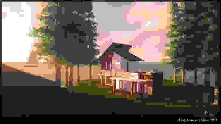 Pangandaran Jawa Barat Oleh SARAGA Studio Arsitektur