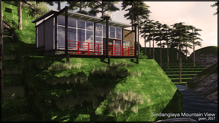 Sindanglaya Bandung Oleh SARAGA Studio Arsitektur