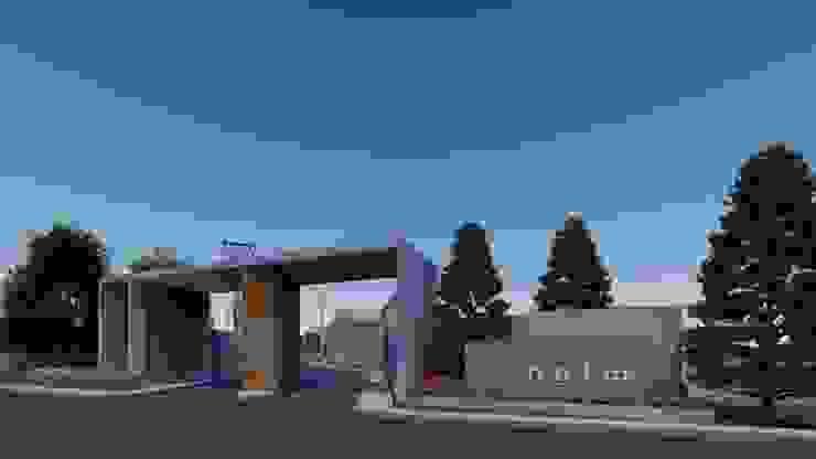 Landscape Design Presentation โดย ADS : Archawin Design Studio โมเดิร์น