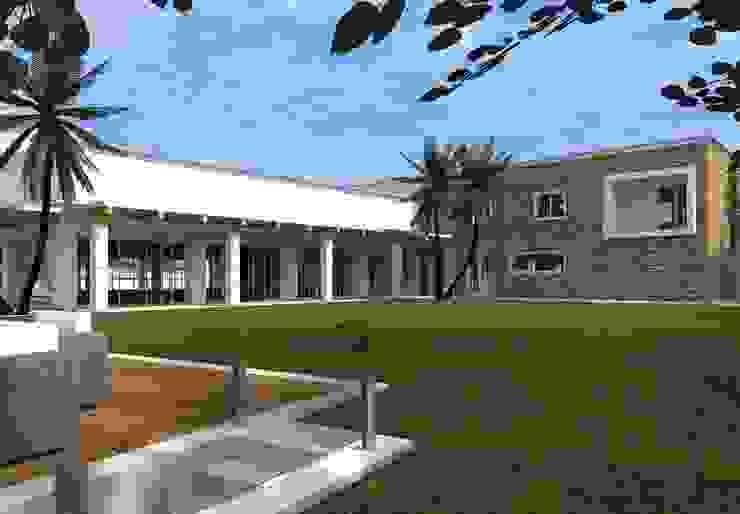 Studio di Ingegneria Parlagreco Oficinas y tiendas de estilo moderno