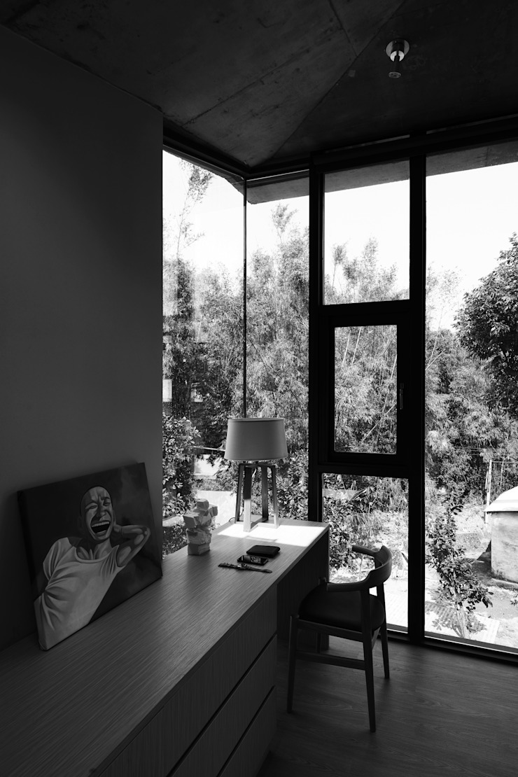 Modern style dressing rooms by 形構設計 Morpho-Design Modern