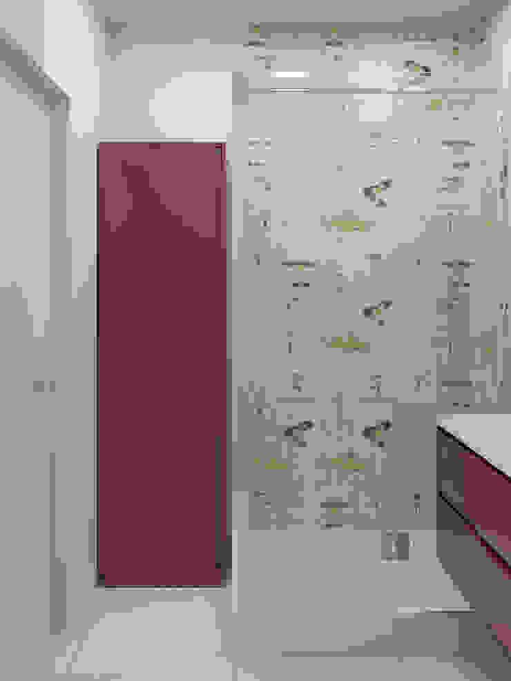 Новое Ванная комната в скандинавском стиле от ДОМ СОЛНЦА Скандинавский