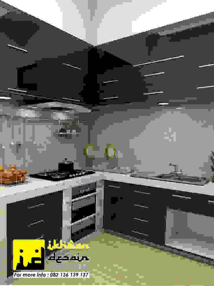 Desain Interior Oleh Ikhwan desain Minimalis Batu Bata