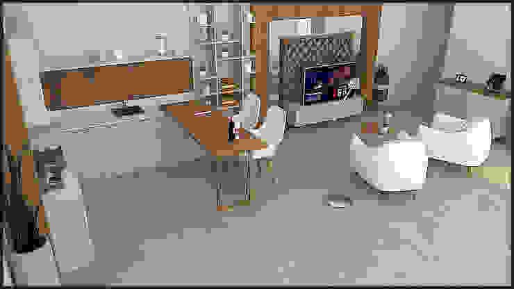 Interior Mandala Residence Oleh SARAGA Studio Arsitektur