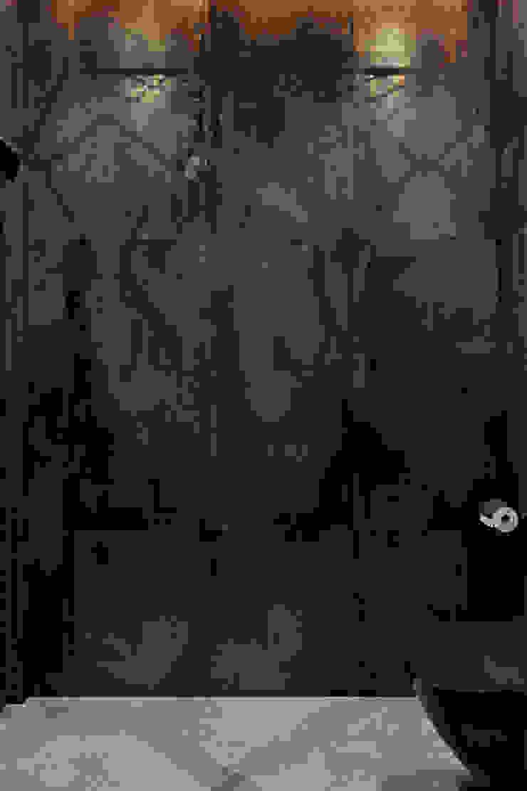 Industrial style bathroom by U-Style design studio Industrial