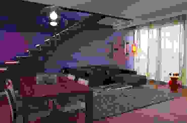 Salon moderne par Nuno Ladeiro, Arquitetura e Design Moderne