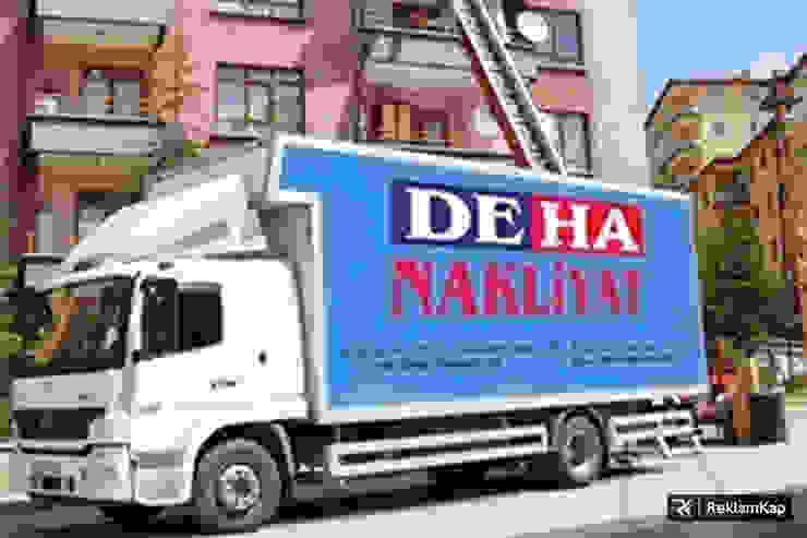 Ankara Deha Evden Eve Nakliyat Stairs