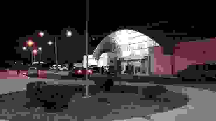 AEROPUERTO CD. OBREGÓN, SONORA Aeropuertos de estilo industrial de COMERCIALIZADORA BIOILUMINACIÓN SA DE CV Industrial