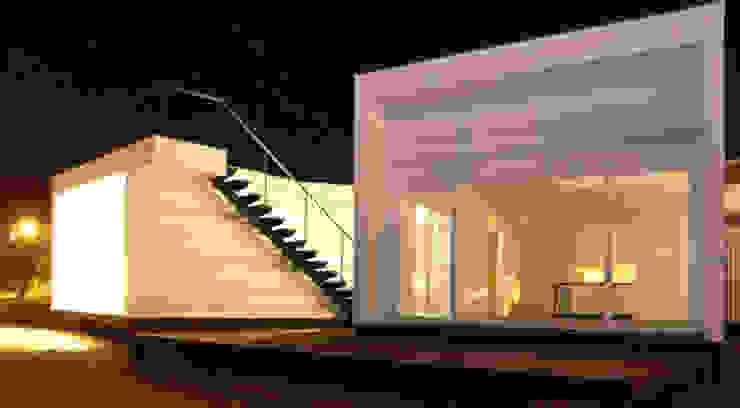 Maison individuelle de style  par MAC SPA
