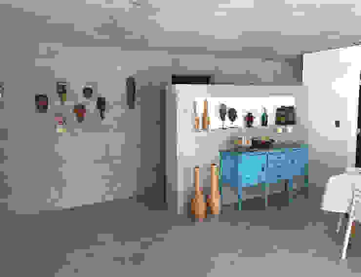 Vista interior Livings de estilo moderno de homify Moderno