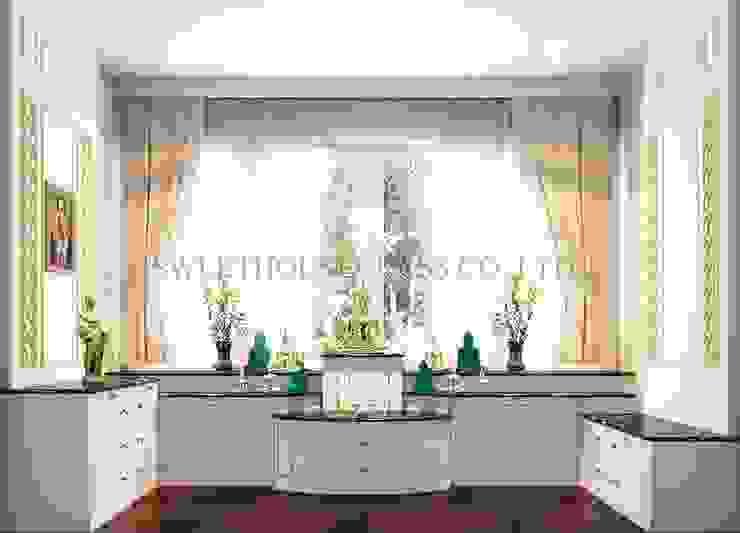 ห้องพระ: คลาสสิก  โดย Sweethouseclass Co.,Ltd., คลาสสิค