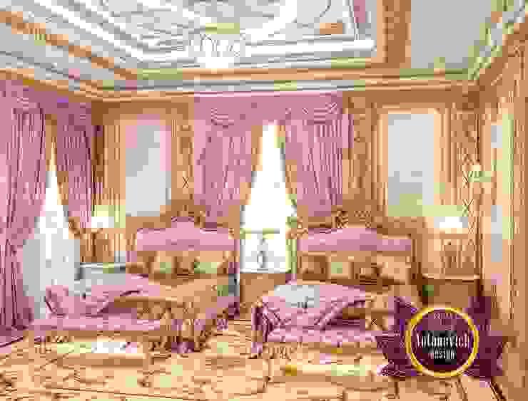 Cuartos de estilo clásico de Luxury Antonovich Design Clásico