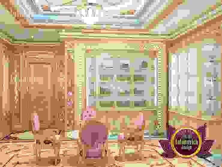 Klassische Schlafzimmer von Luxury Antonovich Design Klassisch