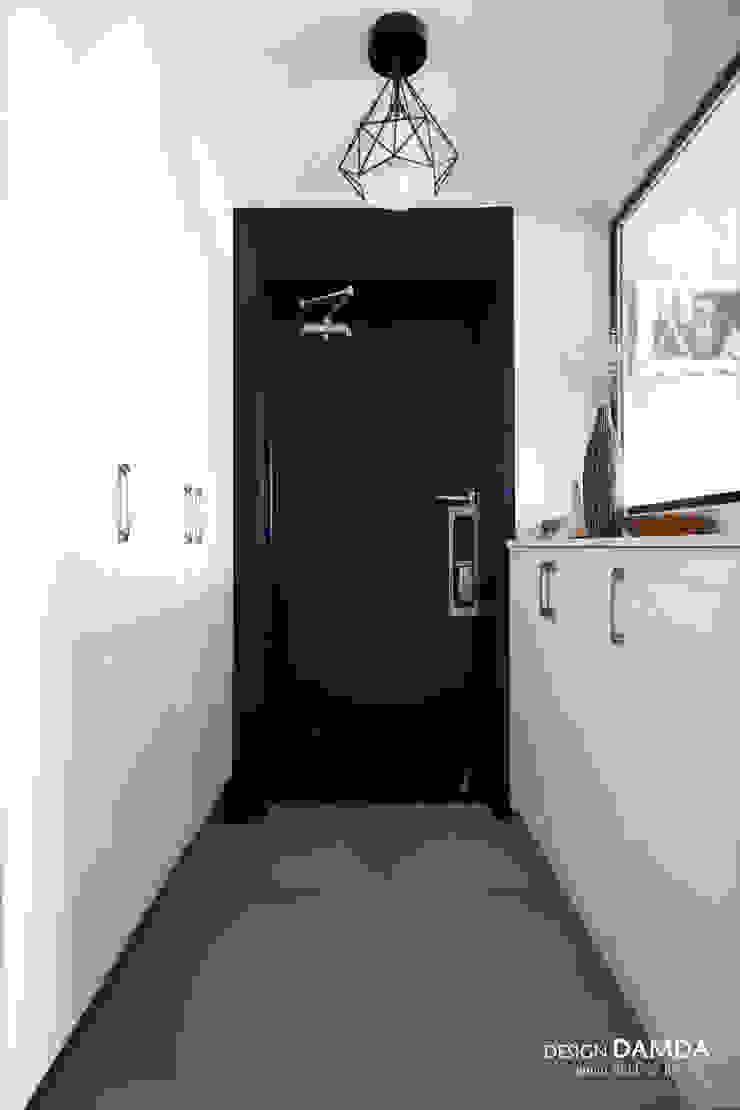 디자인담다 現代風玄關、走廊與階梯