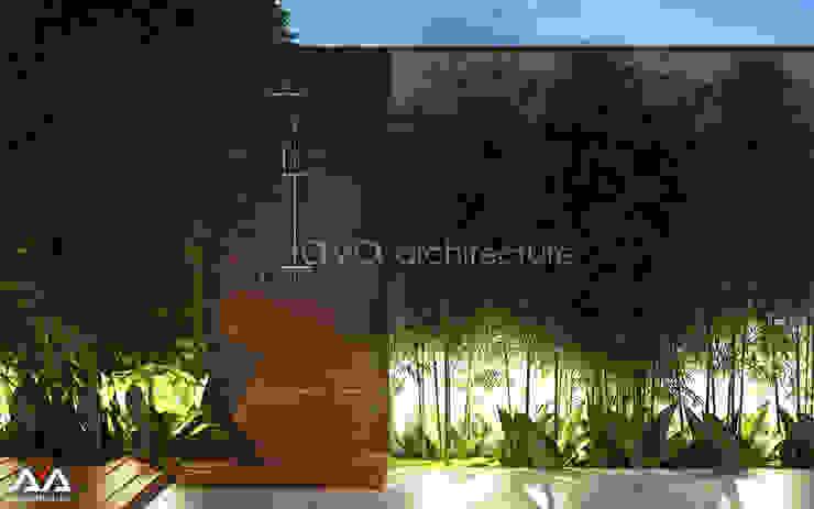 Biệt thự hiện đại giữa lòng phố cổ Hội An bởi AVA Architects