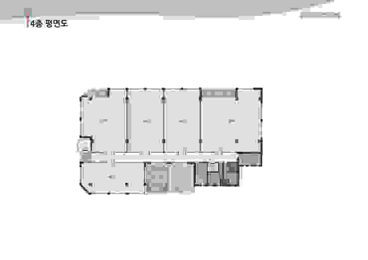 봉명 프라자: 위 종합건축사사무소의 현대 ,모던