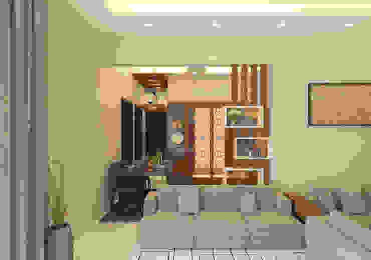 Dinning Modern Dining Room by Samanta's Studio Modern Plywood