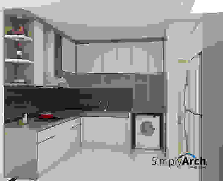minimalist  by Simply Arch., Minimalist