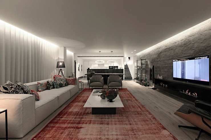 Ulus Selam Carpet & Home Duvar & ZeminHalı & Kilimler Yün Kırmızı