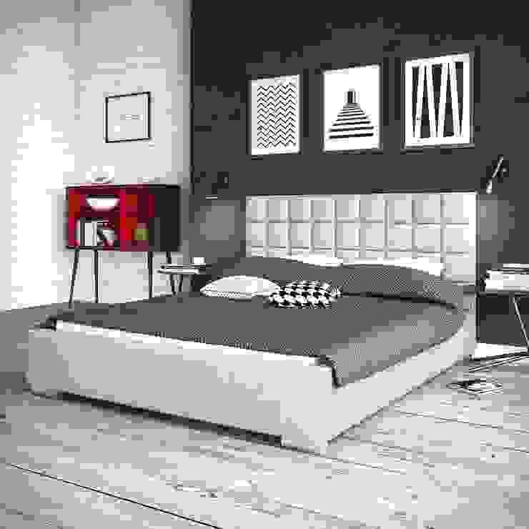 SENPO DormitoriosCamas y cabeceros