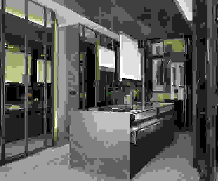 Modern dressing room by Estudio Arinni S.L. Modern