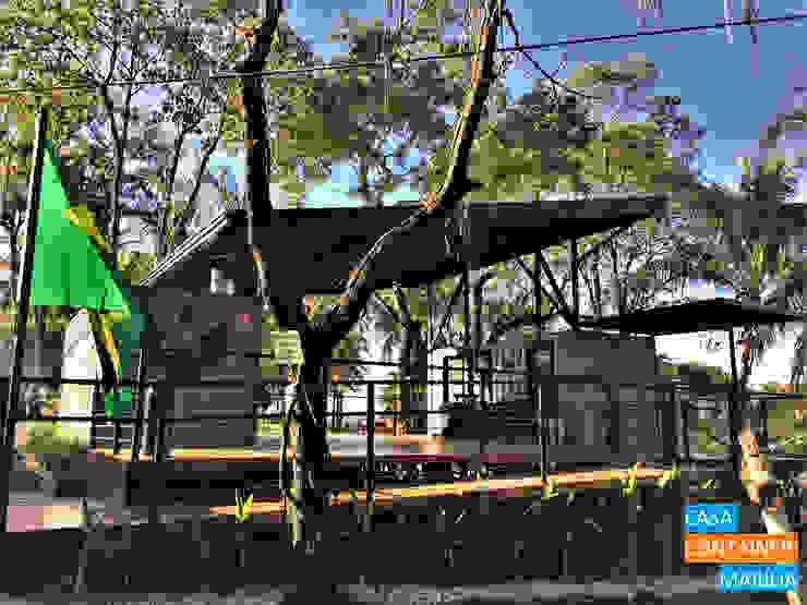 công nghiệp  theo Casa Container Marilia - Barros Assuane Arquitetura, Công nghiệp