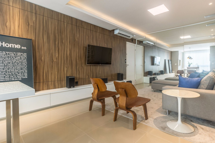 modern  by ZAAV Arquitetura, Modern