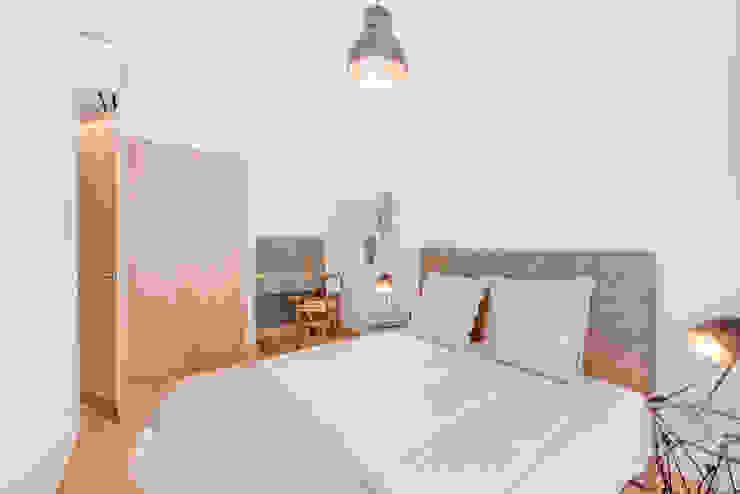 EU LISBOA Modern style bedroom