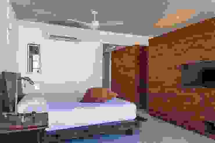 nuove lofts Daniel Cota Arquitectura | Despacho de arquitectos | Cancún Dormitorios modernos Madera Acabado en madera