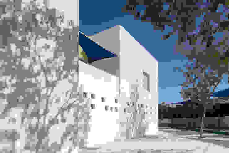 Daniel Cota Arquitectura | Despacho de arquitectos | Cancún 書房/辦公室 水泥 White