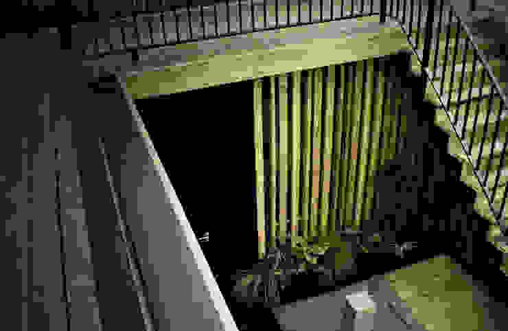 حديقة تنفيذ m2 estudio arquitectos - Santiago,