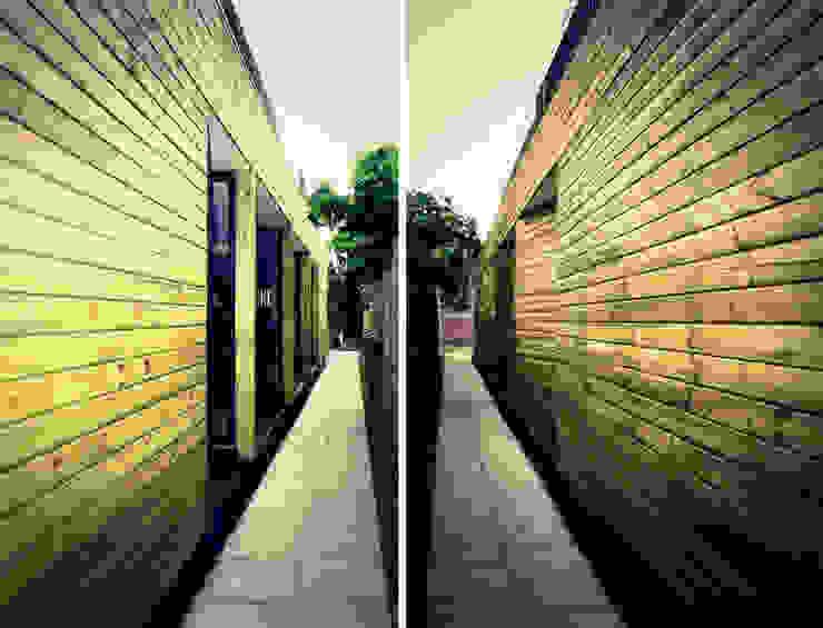 Häuser von m2 estudio arquitectos - Santiago,