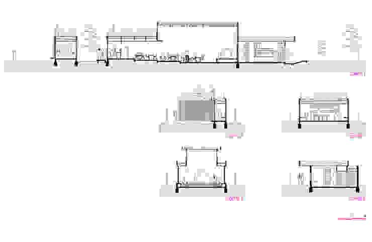 von m2 estudio arquitectos - Santiago,