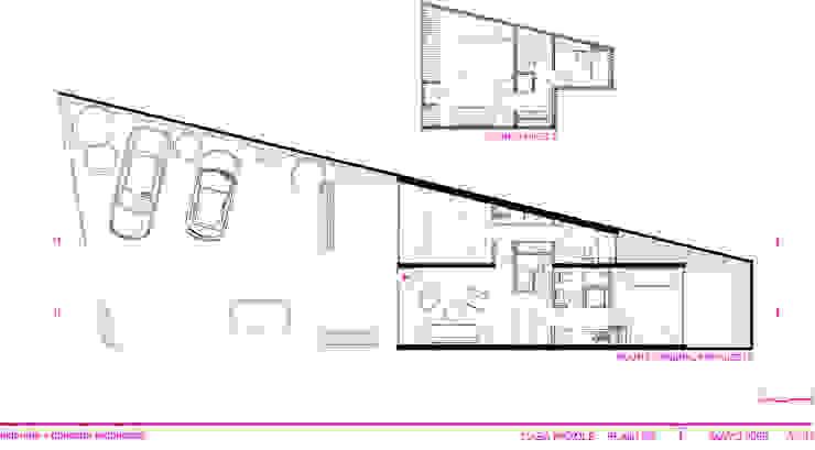 modern  by m2 estudio arquitectos - Santiago, Modern
