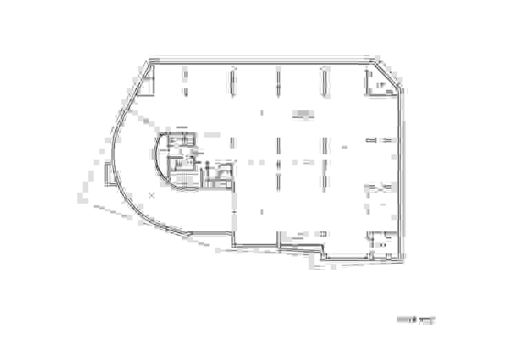 P2F PLAN: 위 종합건축사사무소의 현대 ,모던