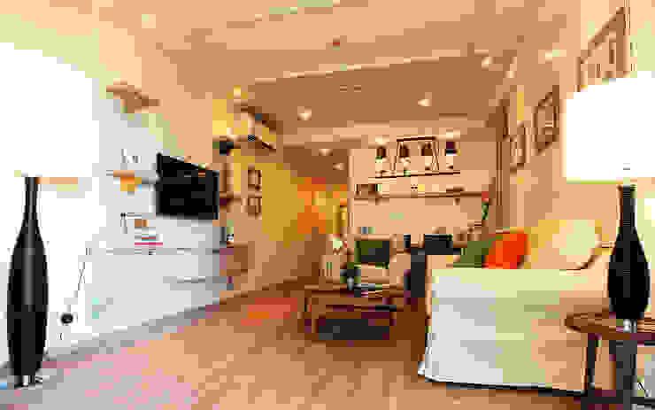 private suite: ผสมผสาน  โดย Pilaster Studio Design, ผสมผสาน
