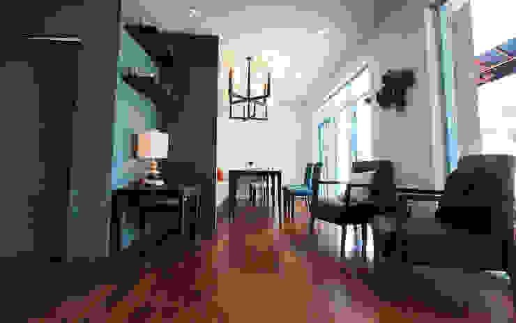 Apo Hotel & Coffee House: ผสมผสาน  โดย Pilaster Studio Design, ผสมผสาน
