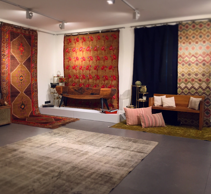Selam Carpet & Home Showroom Fotoğrafı Selam Carpet & Home İç Dekorasyon Yün Rengarenk